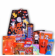 Trick-or-Treat Halloween Bag