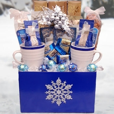 Warm Winter Wishes Gift Box - FREE SHIPPING