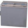 MK 12AVR-40C - UPS Battery, 12 Volt, 38 C/20 Amp Hour, 127 Watts/Cell 15 Min Rate, 29.5 Lbs.