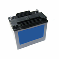 Westco Battery 12V31M - 12 Volt, 31 Amp Hour, 475 Cranking Amps, Factory Cross Reference, -+ Polarity