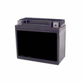 Westco Battery 12V9-B - 12 Volt, 9 Amp Hour, 120 Cranking Amps, YTX9-BS Cross Reference, +- Polarity
