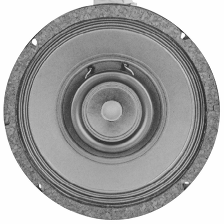 Electro-Voice 409-16T - 32-Watt 8-Inch Premium Two-Way Ceiling Speaker With 16-Watt 70.7/100-Volt Transformer (16-, 8-, 4- And 2-Watt Taps); Must Be Ordered In Multiples Of 8, F.01U.117.939, 800549419147.