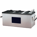 MK Battery 8A4D (SAE or LTP) (S or T) - 12 Volts, 198 Amp Hours/20 Hours