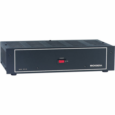 Bogen BPA60 - power amplifier 60 watts
