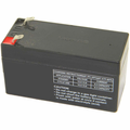 MK Battery ES1.2-12 - 12 Volts, 1.2 Amp Hours/20 Hours