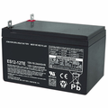 MK Battery ES12-12 TE - 12 Volts, 12 Amp Hours/20 Hours