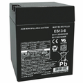 MK Battery ES13-6 - 6 Volts 13 Amp Hours/20 Hours