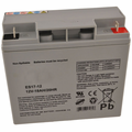 MK Battery ES17-12 - 12 Volts, 18 Amp Hours/20 Hours