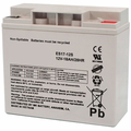 MK Battery ES17-12S - 12 Volts, 18 Amp Hours/20 Hours