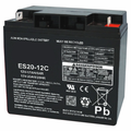 MK Battery ES20-12C (Cyclic) - 12 Volts, 20 Amp Hours/20 Hours