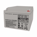 MK Battery ES26-12S - 12 Volts, 26 Amp Hours/20 Hours