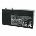 MK Battery ES3-12 - 12 Volts, 3 Amp Hours/20 Hours
