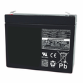 MK Battery ES3-12R - 12 Volts, 3 Amp Hours/20 Hours