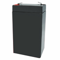 MK Battery ES3.8-6 - 6 Volts, 3.8 Amp Hours/20 Hours