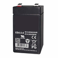 MK Battery ES4.5-4 - 4 Volts, 4.5 Amp Hours/20 Hours