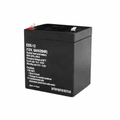 MK Battery ES5-12 T2 - 12 Volts, 5 Amp Hours/20 Hours
