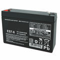 MK Battery ES7-6 - 6 Volts, 7 Amp Hours/20 Hours