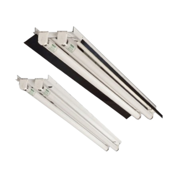 Fluorescent Light Delayed Start: 8 Foot 2 Lamp Strip Price