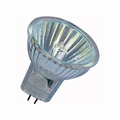 Eiko FTD - Halogen Light Bulb, 12V 20W 30 Deg. Flood MR11 GU4 Base, 031293151247.