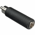 Hosa GPR-104 - Adaptor, 1/4 in TS to RCA