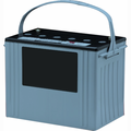 """MK Battery 8A24 HEI (1/4""""x20 Insert) (C) - 12 Volts, 79 Amp Hours/20 Hours"""