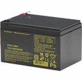 MK Battery ES12-12SA - 12 Volts, 12 Amp Hours/20 Hours