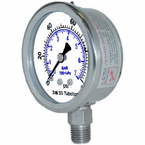 PIC Gauges SEC-301LFW-254D - Pressure Tridicator Thermo Gauge