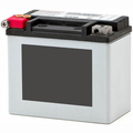 Westco Battery WCP12 - 12 Volt, 10 Amp Hour, 180 Cranking Amps, YTX12-BS Cross Reference, +- Polarity