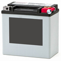 Westco Battery WCP14L - 12 Volt, 12 Amp Hour, 220 Cranking Amps, YTX14L-BS Cross Reference, -+ Polarity
