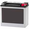 Westco Battery WCP20L - 12 Volt, 18 Amp Hour, 310 Cranking Amps, YTX20L-BS/YB18L-A Cross Reference, -+ Polarity