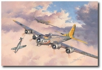 A Bit O'Lace by Roy Grinnell (B-17)