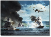 A Day of Infamy - the Attack on Pearl Harbor by R.G. Smith