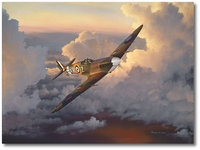 A Time of Eagles by William S. Phillips (Spitfire)