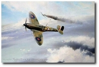 Angels Three Zero by Robert Taylor (Spitfire)