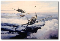 AVIATION ART HANGAR - Knights on the Eastern Front by Robert Taylor