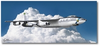 B-47 Stratojet by Larry McManus