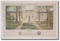 Bancroft Hall by Gary Duquette (USNA)