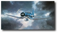 Corsair by John Young (F4U)