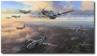 D-Day Armada by Nicolas Trudgian (Secondary)