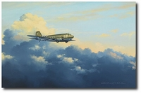 D-Day Dakota by David Poole (C-47)
