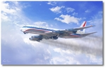 DC-8 Friend Ship by Mark Karvon