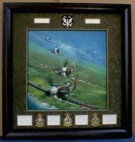 Eagle Squadron by John Shaw (Original)