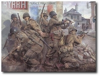 Easy Company - The Taking of Carentan by Chris Collingwood