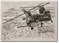Evil Empire Chinook by Bryan David Snuffer (MH-47G)