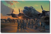 Final Briefing by Anthony Saunders (Lancaster)