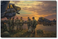 Final Roster by Anthony Saunders (C-47)