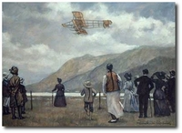 First Flight Over Hong Kong by Ronald Wong (Farman)