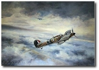 First of Many - Douglas Bader Tribute by Robert Taylor (Hurricane)