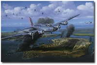 Flying Into a War by Stan Stokes (B-17)