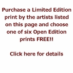 Free Open Edition Print With Qualifying Purchase!